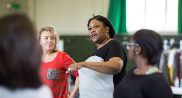 Women, theatre and criminal justice: international perspectives and practices