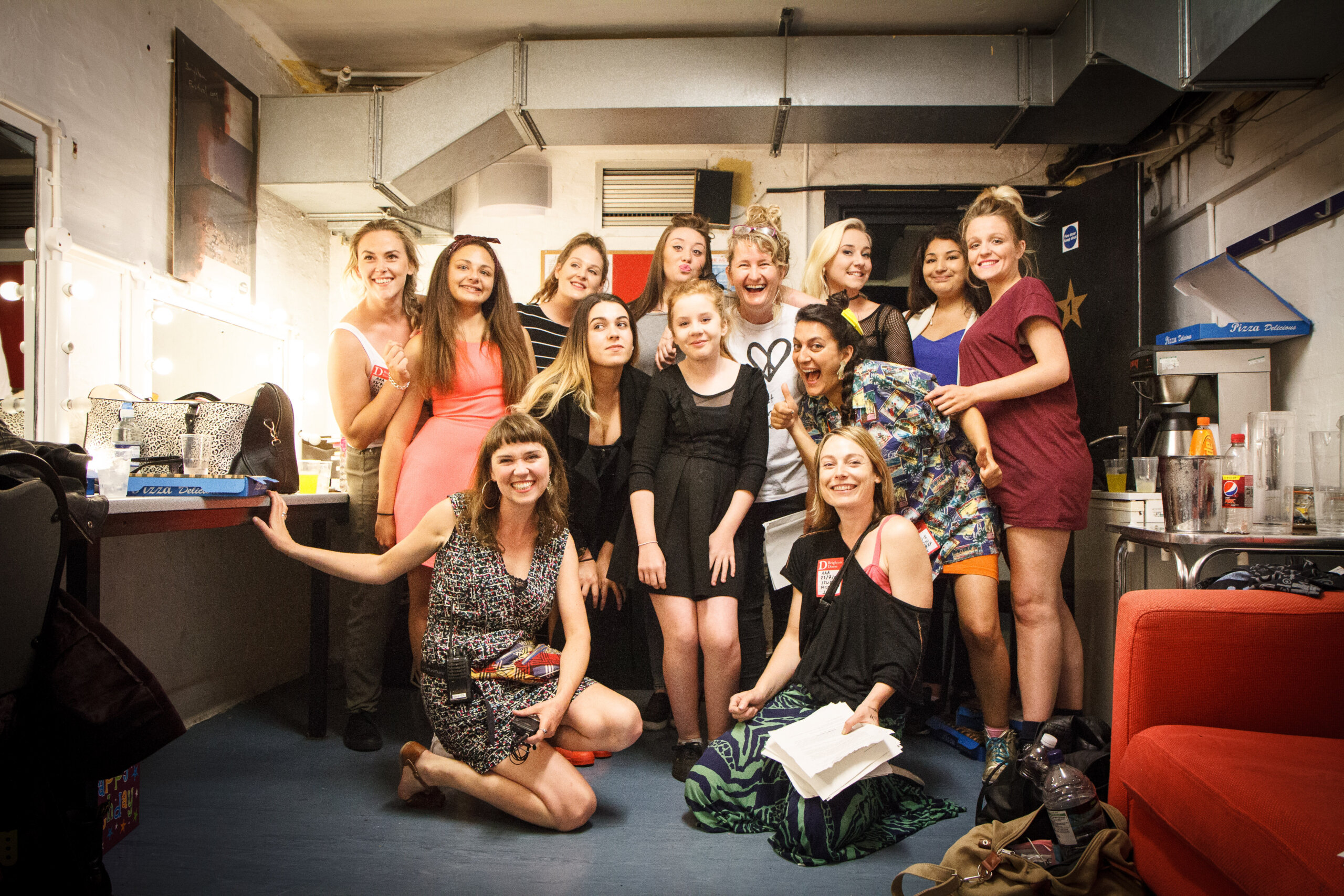 Brighton Dome's Miss Represented has been awarded a Big Lottery Fund grant