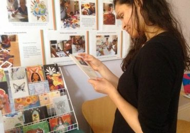 Nelson Trust Gloucester Women's Centre: art exhibition