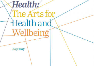 Creative Health: the arts for health and wellbeing