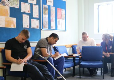 Drama and Employability skills course for prisoners