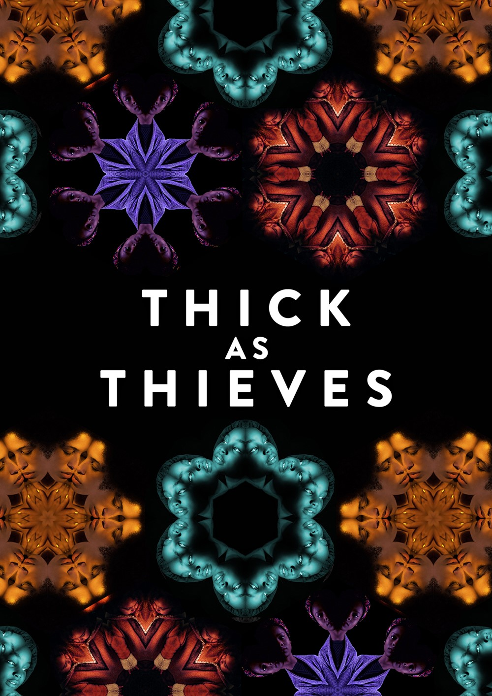 Image result for thick as thieves theatr clwyd