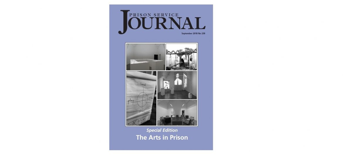 Special arts edition of Prison Service Journal