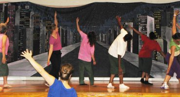 Introduction to arts in prisons