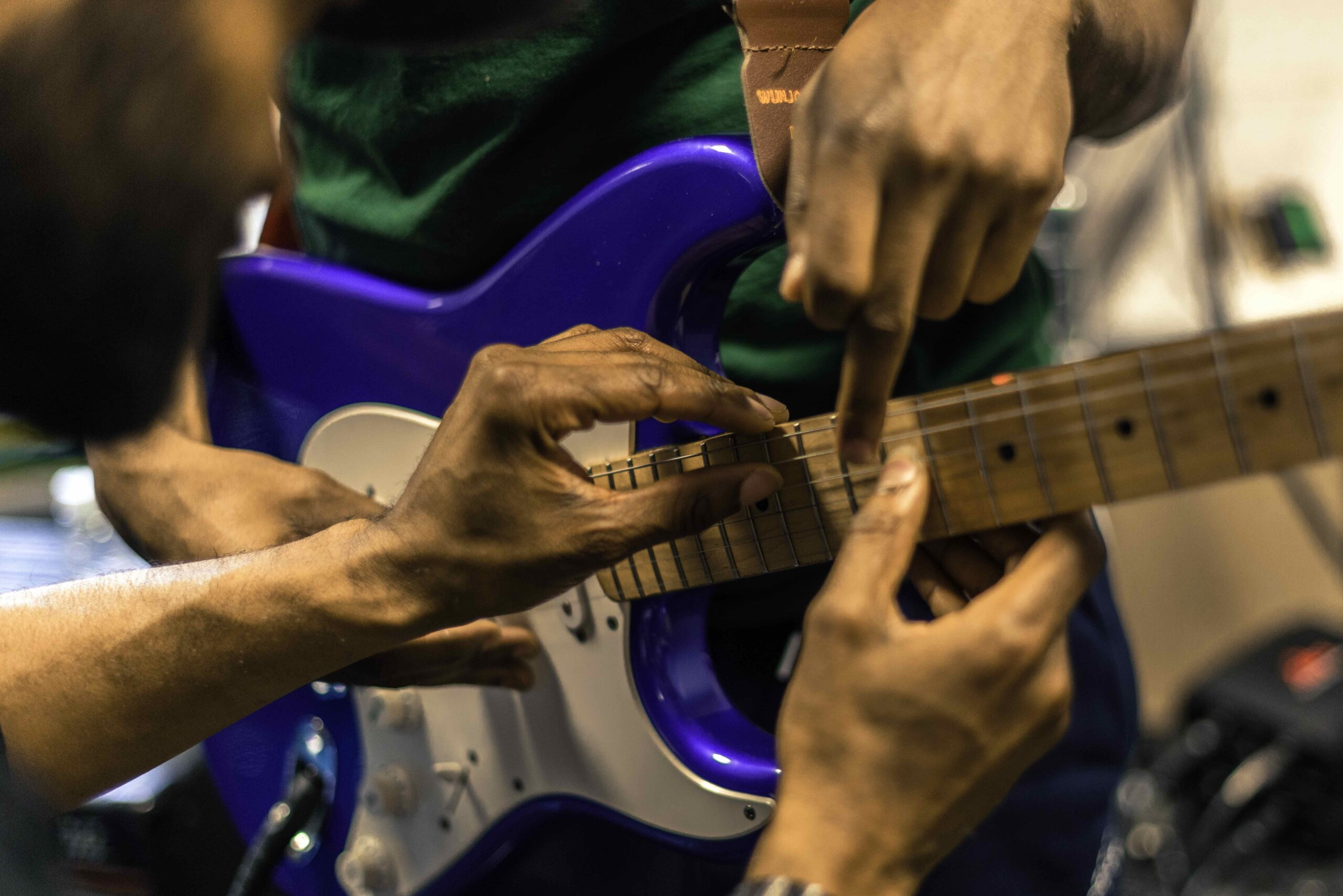 Music in prisons: defining a successful project