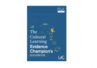 New guide to evidencing arts and culture