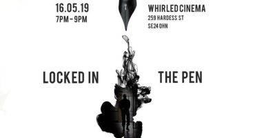 Locked in the Pen screening and spoken word night