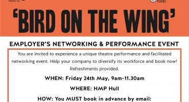 Networking and performance prison event