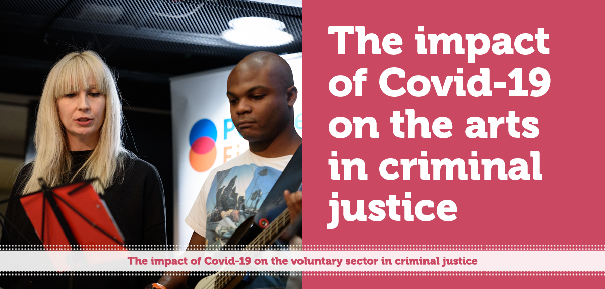 New report shows Covid-19's impact on voluntary sector in criminal justice
