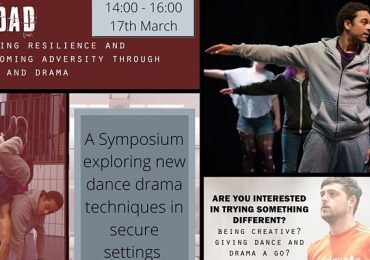 BROAD: Symposium exploring dance drama techniques in secure settings