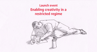 Launch event: Enabling creativity in a restricted regime